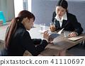 婦女參加招聘 41110697