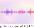 声音 矢量 矢量图 41112423