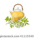 herb, herbal, flower 41115540