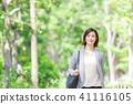 a businesswoman, ol, sales 41116105