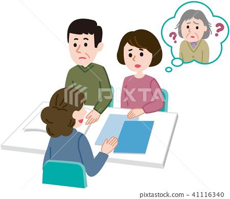 一對夫婦誰諮詢護理 41116340