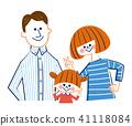家庭 家族 家人 41118084