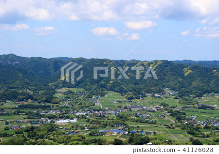 View from Mineoka Asama (Kamogawa City) 41126028