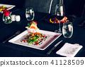 carpaccio, food, octopus 41128509