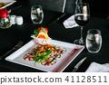 carpaccio, food, octopus 41128511