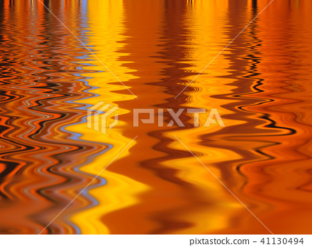 Abstract sunny water ripples background 41130494
