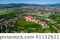 castle, building, hill 41132621