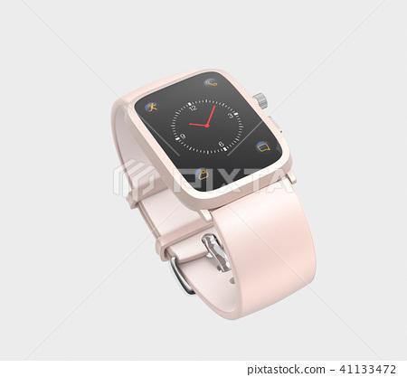 智能手表 钟表 时钟 41133472