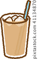 冰茶 奶茶 茶 41134870