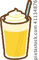 芒果汁 饮料 喝 41134876