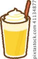 芒果汁 饮料 喝 41134877