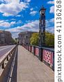 Lambeth bridge in Westminster 41136268