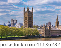 Palace of Westminster in London 41136282
