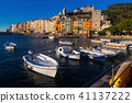 Portovenere La Spezia apartments and boats from sea view 41137222