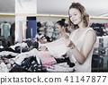 women, choosing, females 41147877