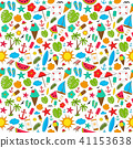 summer,pattern,vector 41153638