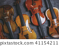 Multiple violins 41154211