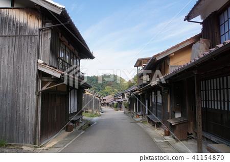 Iwami Ginzan Townscape 41154870