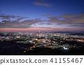 남한산성에서 바라본 서울의 야경 41155467