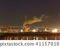 夜景 斜拉桥 桥 41157016
