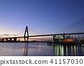 名古屋城 桥 桥梁 41157030