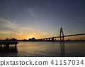 名古屋城 桥 桥梁 41157034