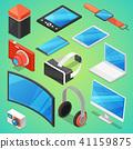 gadget, tablet, vector 41159875