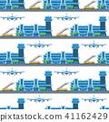 airplane, vector, illustration 41162429