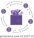 bitcoin, coin, business 41163710
