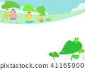 Vector - Welcome spring. Enjoy spring time illustration 003 41165900