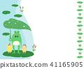 Vector - Welcome spring. Enjoy spring time illustration 012 41165905