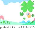 Vector - Welcome spring. Enjoy spring time illustration 009 41165915