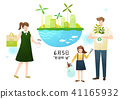 Vector illustration for Korean national holiday 005 41165932