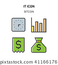 Set of Icon for eco energy, build, bitcoin and IoT industry. 038 41166176