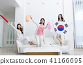friendship concept photo, happy friends having fun together and spending time with each other. 302 41166695