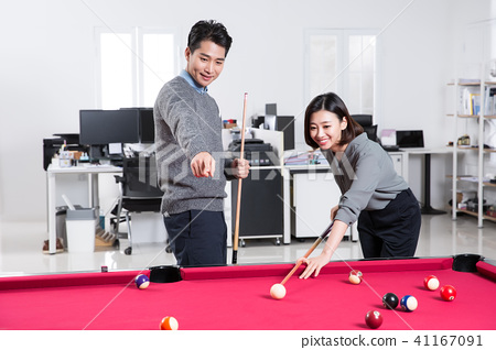 Business, people and teamwork concept in office. 315 41167091