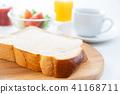 ขนมปัง,ขนมปังขาว,อาหาร 41168711