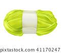 Yarn wool clew vector illustration 41170247