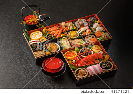 Kaiseki Cuisine Traditional Japanese meal brought in courses 41171122