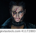 Professional make-up werewolf Wolverine 41172883