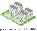 อพาร์ทเม้นท์คอมเพล็กซ์ 41183064