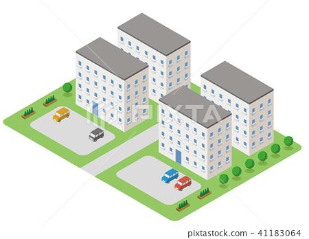 公寓大楼 41183064