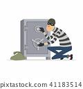 vector, illustration, people 41183514