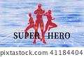 英雄 人物 超級英雄 41184404