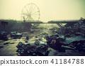 Apocalypse landscape. 41184788