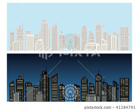 城市 城市風光 城市景觀 41184791