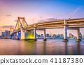 Rainbow Bridge Tokyo Japan 41187380