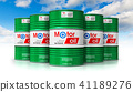 motor oil barrel 41189276