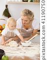 孩子 母亲 儿童 41190750
