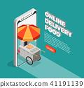 concept, street, food 41191139